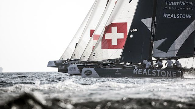 Extreme Sailing Series Act 6: Nice, France