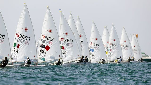 2014 ISAF Sailing World Championships