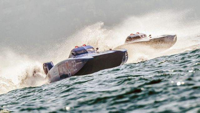 XCAT Powerboat Racing: Abu Dhabi