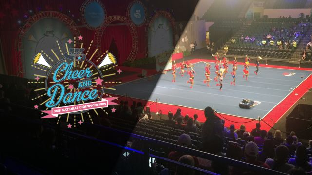 Pop Warner Cheer and Dance Championship