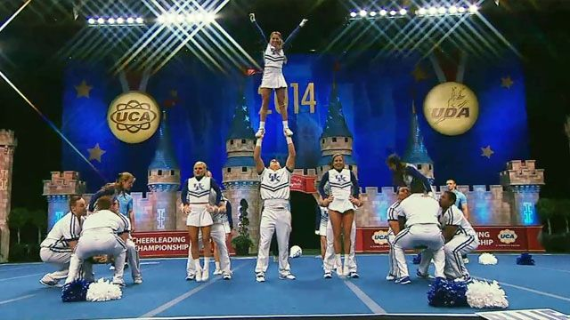 UCA College Cheerleading Championship