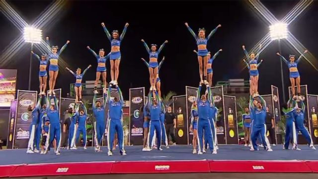 Cheerleading Worlds