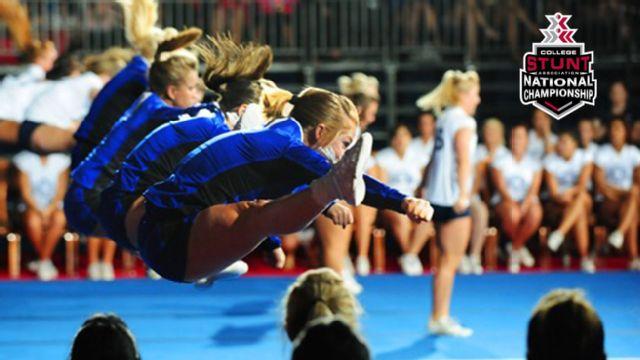 College Cheerleading: STUNT Championship