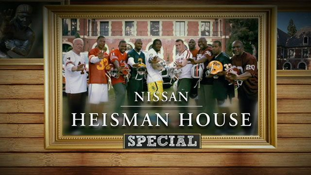 2014 Nissan Heisman House Special