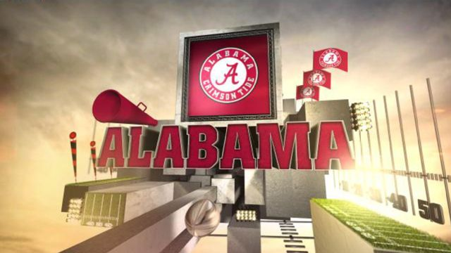 Road to the College Football Playoff: Alabama