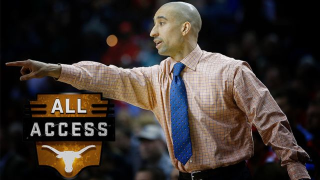 All Access: Inside Texas Basketball with Shaka Smart