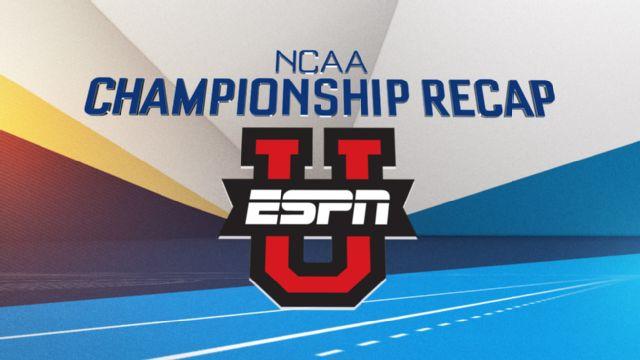 College Championship Recap Show