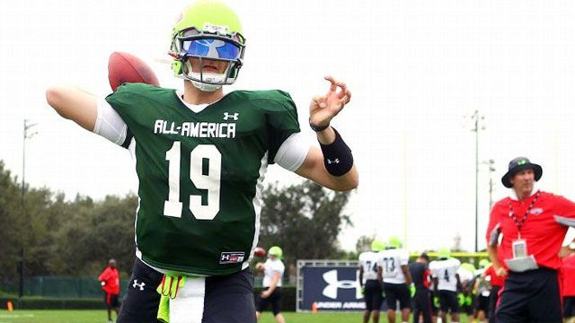 Under Armour All-America Game Practice Day #1 presented by American Family Insurance