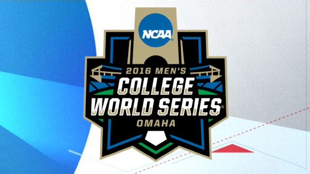College World Series Postgame