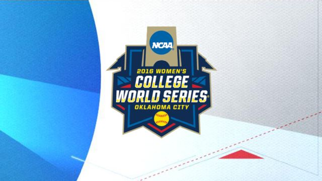 Women's College World Series Press Conference
