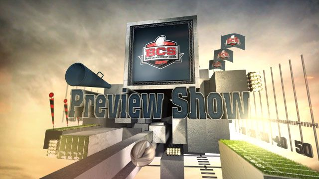 ESPNU BCS Bowl Preview Show