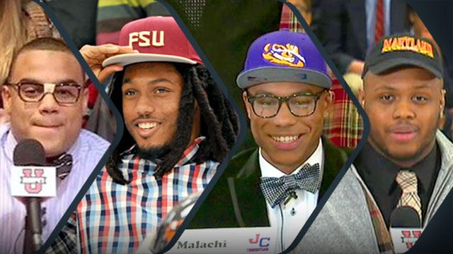 ESPNU National Signing Day Special