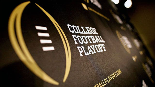 College Football Playoff Trophy Reveal