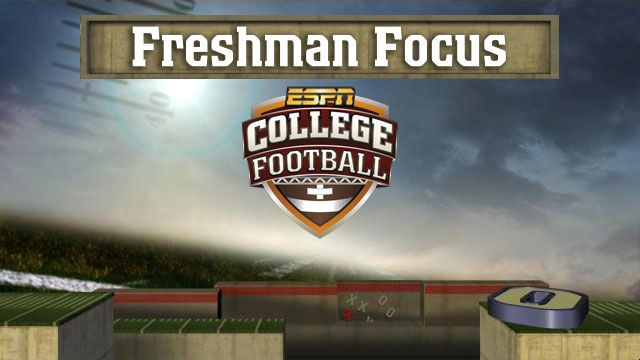 College Football Freshman Focus