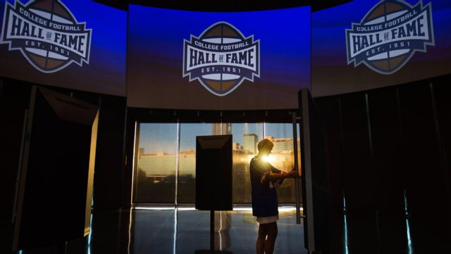 College Football Hall of Fame Press Conference
