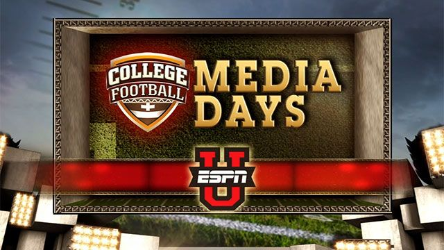 2015 College Football Media Days
