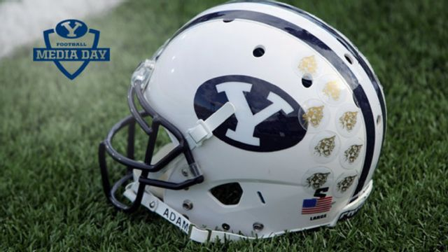 BYU Football Media Day: State of the Program