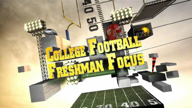 College Football Freshman Focus