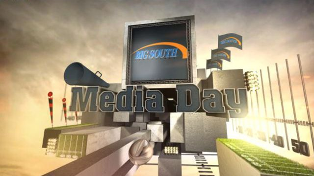 Big South Football Media Day
