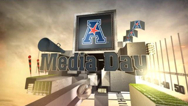 American Athletic Conference Football Media Day
