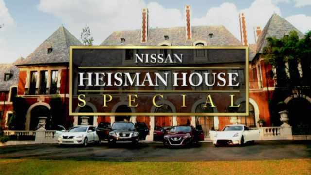 2015 Nissan Heisman House Special