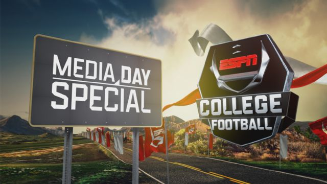 2016 College Football Media Days