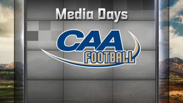 CAA Football Media Day