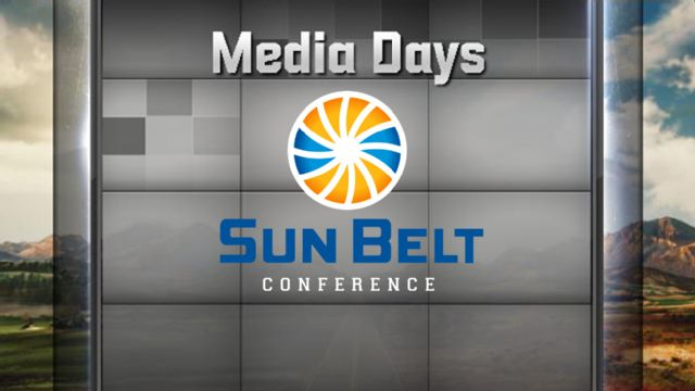 2016 Sun Belt Football Media Day