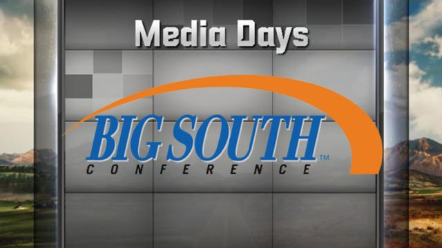 Big South Football Media Day