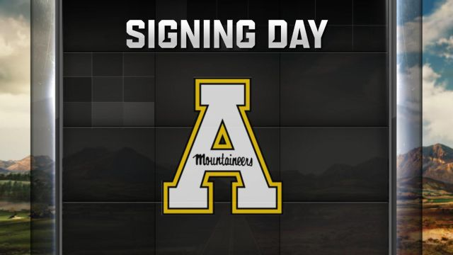 Appalachian State National Signing Day Show