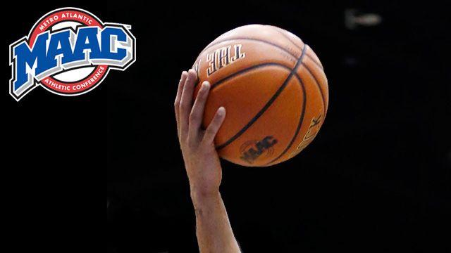MAAC Men's Basketball Preseason Coaches Show