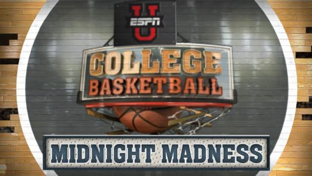 ESPNU Midnight Madness (College Basketball)