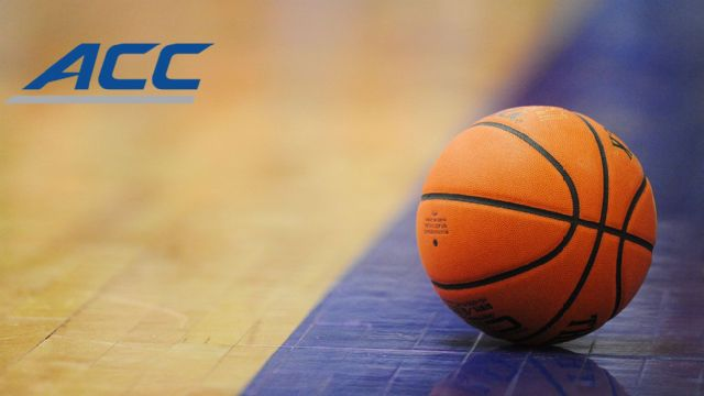 ACC Basketball: Bring Your A Game