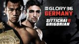 Kickboxing: GLORY 36