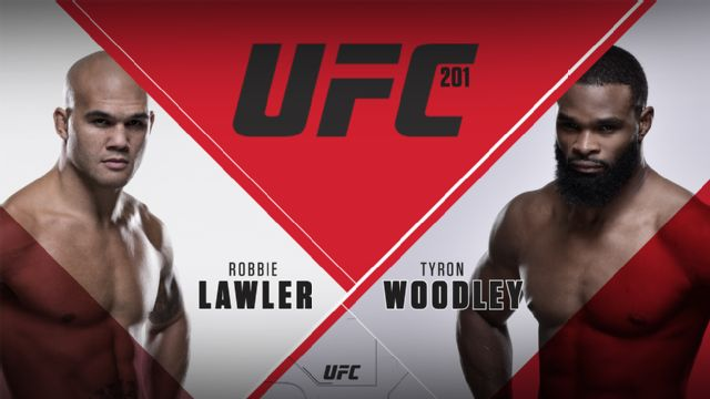 UFC 201: Official Weigh-In