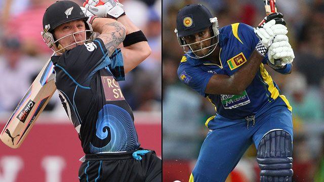 New Zealand vs. Sri Lanka