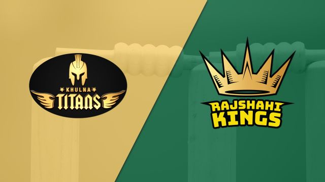 Khulna Titans vs. Rajshahi Kings (Qualifier #2)