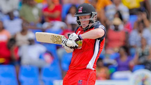 Red Steel vs. Jamaica Tallawahs
