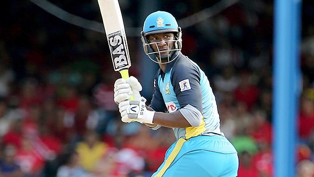 St Lucia Zouks vs. Barbados Tridents