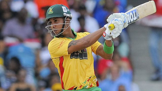 Jamaica Tallawahs vs. Guyana Amazon Warriors