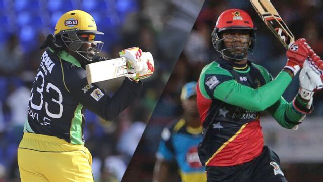 Jamaica Tallawahs vs. St. Kitts