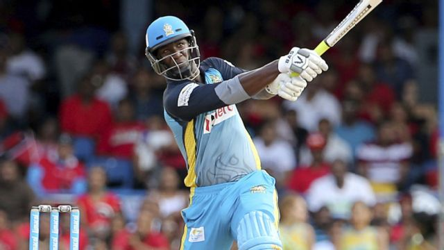 Barbados Tridents vs. St. Lucia Zouks