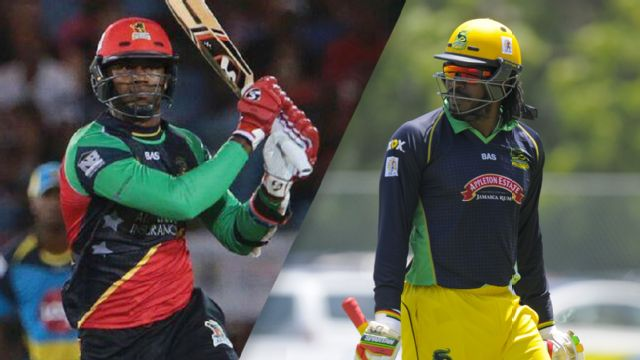 St. Kitts vs. Jamaica Tallawahs