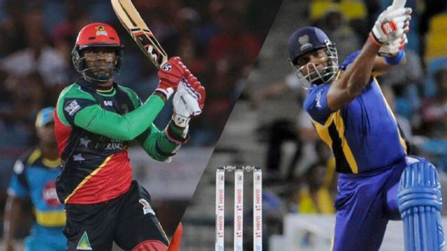 St. Kitts vs. Barbados Tridents