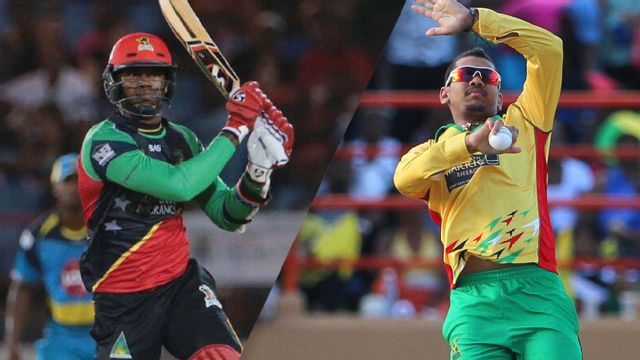 St. Kitts vs. Guyana Amazon Warriors