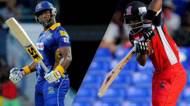 Barbados Tridents vs. Trinidad & Tobago Red Steel (Final)
