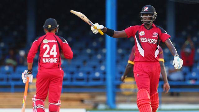 CCC vs. Trinidad & Tobago (Semifinal #2)