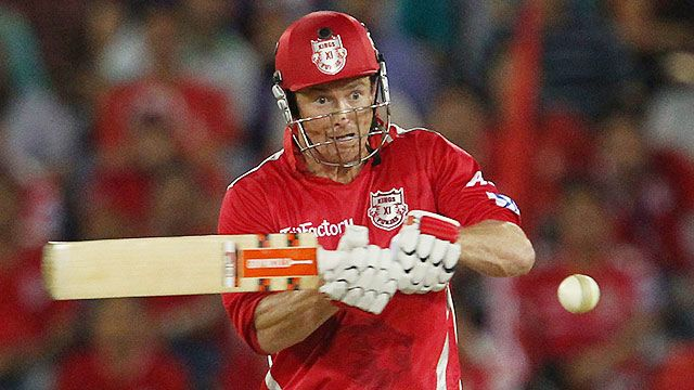 Kings XI Punjab vs. Hobart Hurricanes