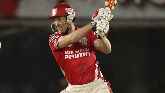 Barbados Tridents vs. Kings XI Punjab