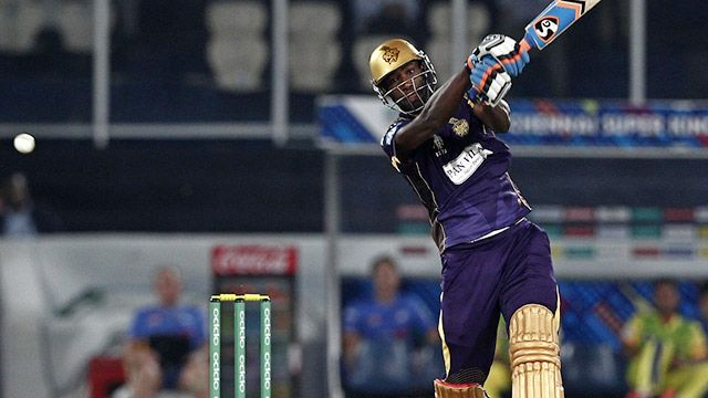 Kolkata Knight Riders vs. Perth Scorchers